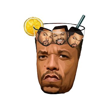Ice Tea and Ice Cube Shirt by sotmro