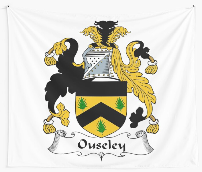 Ouseley by HaroldHeraldry