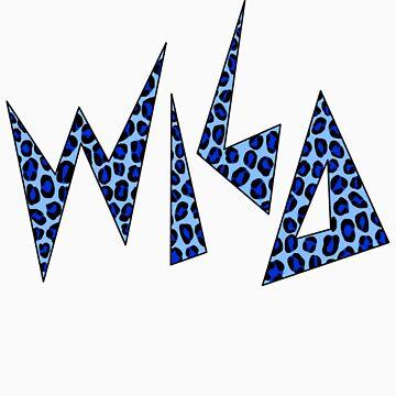 Wild in blue by karenisme