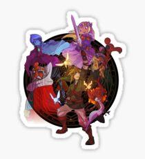 It´s Dangerous to go Alone Sticker