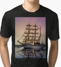 Sail Boston -Guayas Tri-blend T-Shirt