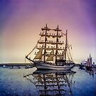 Sail Boston -Guayas by LudaNayvelt