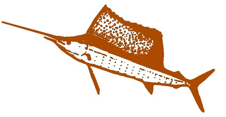 Sailfish Sticker by aocimages
