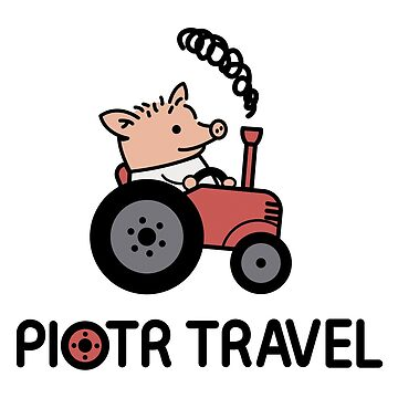 Piotr travel by BenDraw
