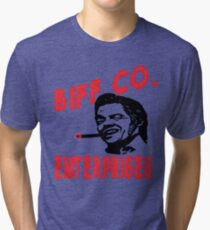 """""""He's a butthead just like his old man was"""" Tri-blend T-Shirt"""