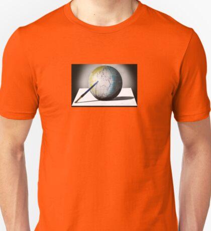 Anamorphic World T-Shirt
