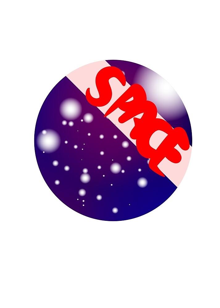 SPACE by splattersgalaxy