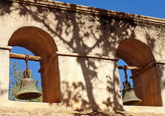 Bells and Adobe  by Robert Meyers-Lussier
