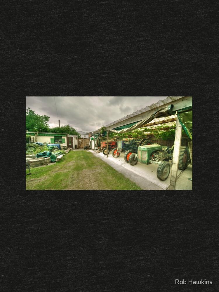 Devon Tractors  by hawkie