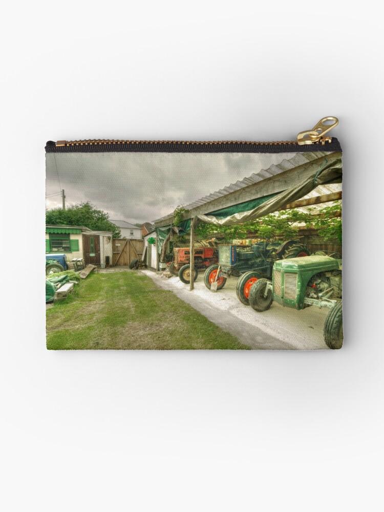 Devon Tractors  by Rob Hawkins