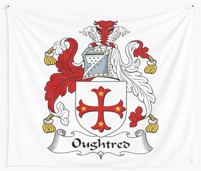 Owtred or Oughtred by HaroldHeraldry