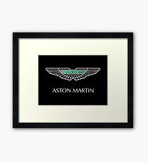Aston Martin Gifts and Merchandise Framed Print