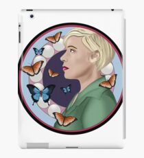 HTGAWM - Bonnie Winterbottom Noveau iPad Case/Skin