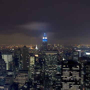 New York at Night by b8wsa