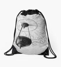 Enlightened Drawstring Bag