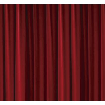 Twin Peaks Curtain room by welovevintage