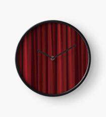 Twin Peaks Curtain room Clock