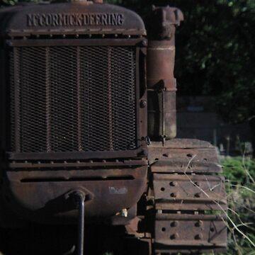 Tractor by RikaKatsu