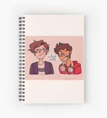 Be more chill - Boyfriends Spiral Notebook