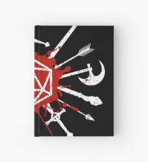 Choose your weapon Hardcover Journal