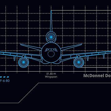MD-11 Schematics by Downwind