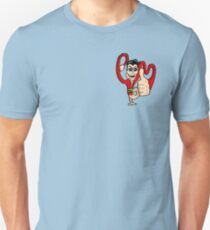 Thumbs Up, Plastic Man! Unisex T-Shirt