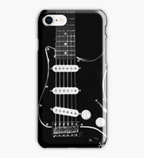 black glowstrings  iPhone Case/Skin
