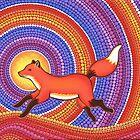 Fearless Friendly Fox  by Elspeth McLean