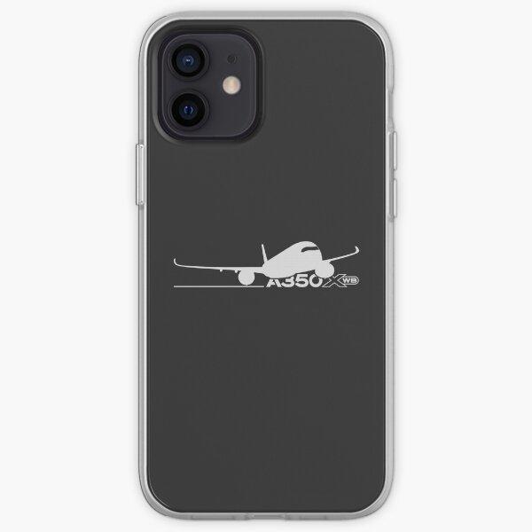A350 XWB Coque souple iPhone