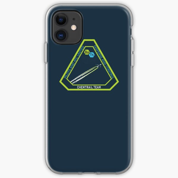 Chemtrail Dispersion Team iPhone Soft Case