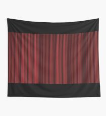 Twin Peaks Black Lodge Wall Tapestry