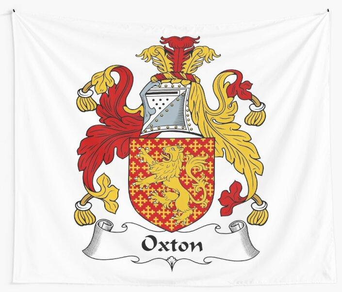 Oxton  by HaroldHeraldry