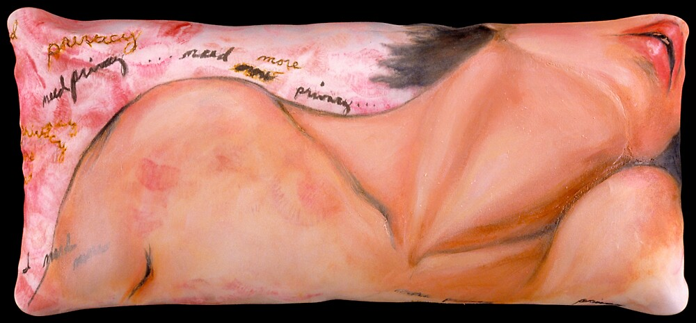 Intimacy by Amanda Burns-Elhassouni
