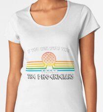 Thank the Phoenicians - Disney's Spaceship Earth - EPCOT Women's Premium T-Shirt