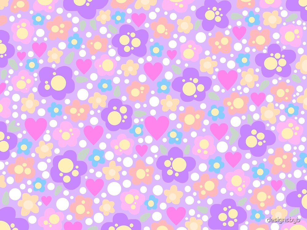Bubble Flowers by designsbyb