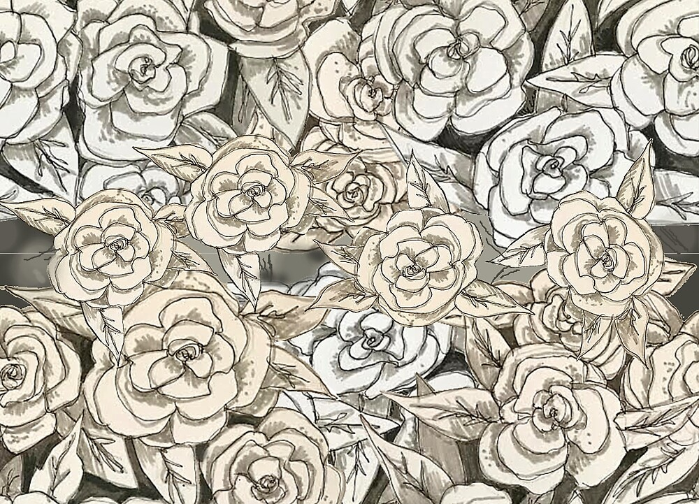 Flowers by doctorbear
