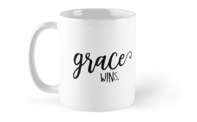 GRACE WINS by funkythings