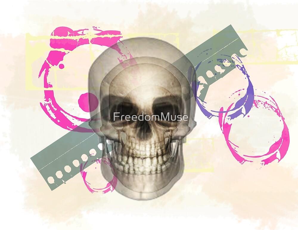 Xray Skull by FreedomMuse