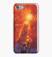Star Wars Return of the Jedi  iPhone Case/Skin