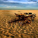 THE LONELY DESERT 1 by Mugsy