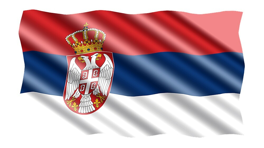 Serbia Flag by prodesigner2