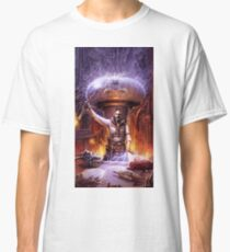 Steampunk Tesla the Magician Classic T-Shirt