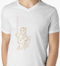 Rock Night - Beth (Beige) T-Shirt