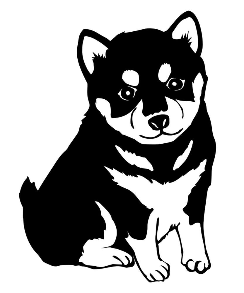 Shiba Inu (Pet Dog)  by prodesigner2