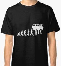 Mechanic Evolution Classic T-Shirt