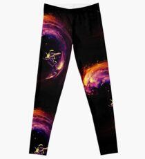 Space Surfing Leggings