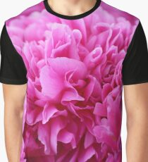 Bunch of pink peonies Graphic T-Shirt