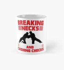 Breaking necks jiu jitsu  Mug