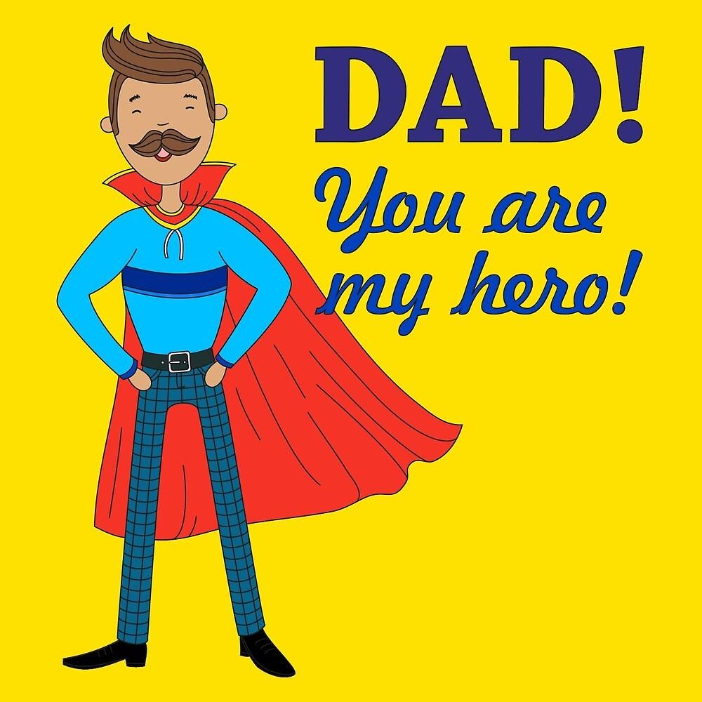 Best dad by Hiviru