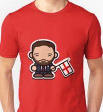 Happy Gareth Southgate (England) Unisex T-Shirt
